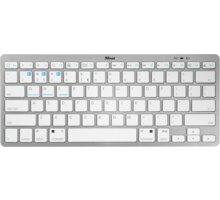 Trust Nado Wireless Bluetooth Keyboard, bílá - 23746