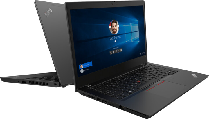 Lenovo ThinkPad L14 Gen 1, černá