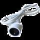 Prodlužovací kabel 230V 3m - 1x zásuvka, bílý