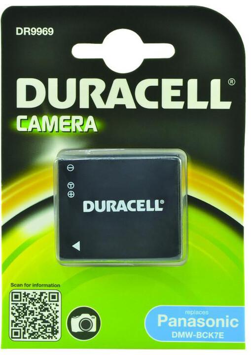 Duracell baterie alternativní pro Panasonic DMW-BCK7E