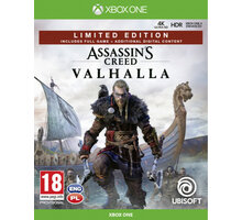 Assassin's Creed: Valhalla - Limited Edition (Xbox ONE)