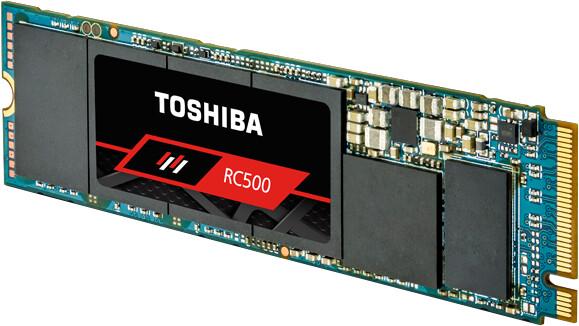 Toshiba RC500, M.2 - 500GB