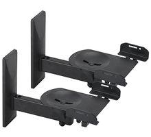 AQ držák na reproduktor VISION BR03AS, černá, 2ks - 6br03as