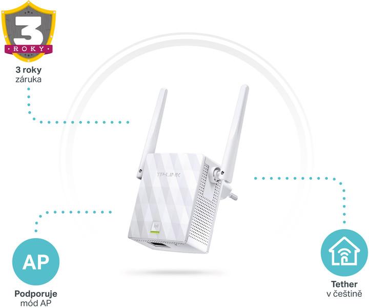 TP-LINK TL-WA855RE Wireless Range Extender
