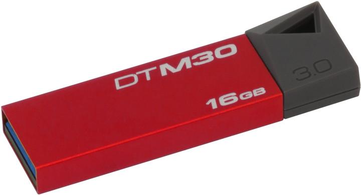 Kingston DataTraveler Mini 16GB, červená