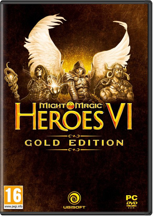Might and Magic: Heroes VI GOLD - PC