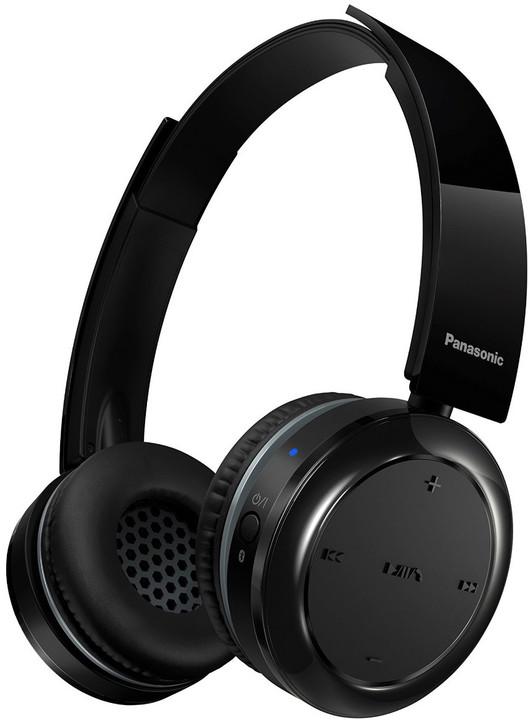 Panasonic RP-BTD5E-K, černá
