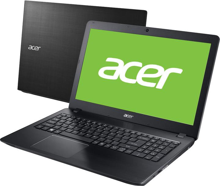 Acer Aspire F15 (F5-573G-74LJ), černá