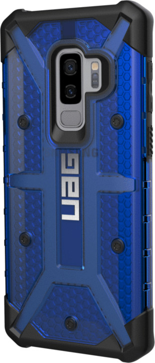 UAG plasma case Cobalt, blue - Galaxy S9+