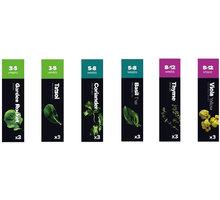 Plantui Starter Selection, 18 kapslí, startovací výběr rostlin - SE-007