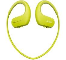 Sony NW-WS413, 4GB, zelená - NWWS413G.CEW