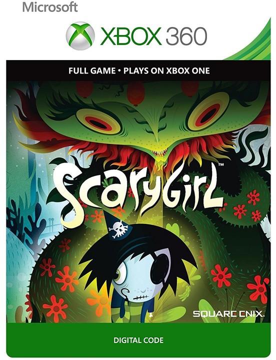 Scarygirl (Xbox ONE, Xbox 360) - elektronicky