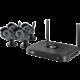 iGET HOMEGUARD HGNVK88304, 8-kanálový FHD NVR + 4x IP kamera FHD 1080p, IP66