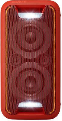 Sony GTK-XB5, červená