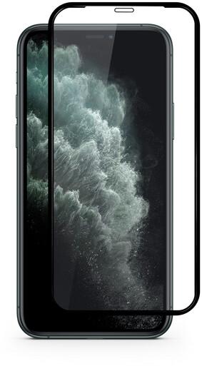 """EPICO tvrzené sklo Hero pro iPhone 12 / 12 Pro (6.1""""), 0.3mm, černá"""