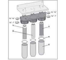 Honeywell náhradní objímka pro filtr FF60 - KF60