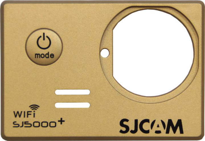 SJCAM ochranný kryt pro SJ5000 Plus, zlatý