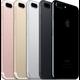 Apple iPhone 7 Plus, 128GB, stříbrná
