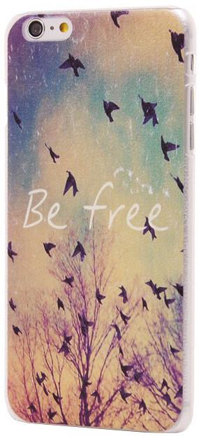 EPICO plastový kryt pro iPhone 6/6S Plus BE FREE
