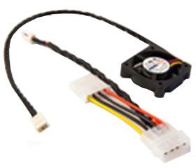 ADAPTEC Fan Kit - větrák s redukcí napájení pro řadiče série 6