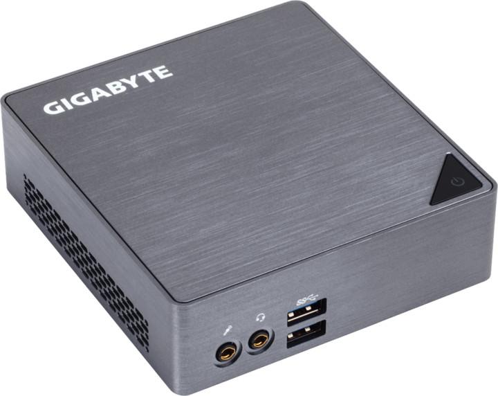 GIGABYTE BRIX BSi5-6200, černá