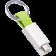 inCharge USB-C, limetková