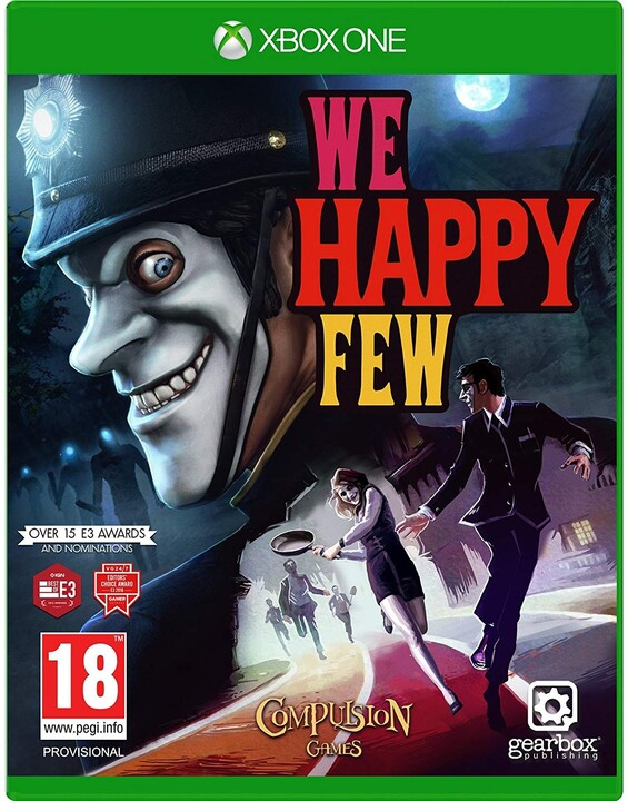 We Happy Few (Xbox ONE)
