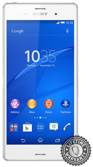 Screenshield ochrana displeje Tempered Glass pro Sony Xperia Z3
