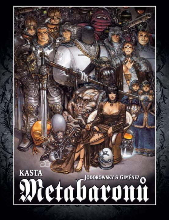 Komiks Kasta Metabaronů