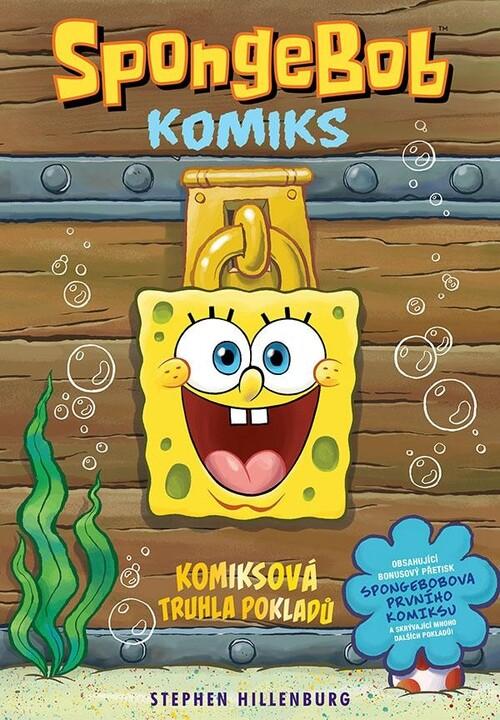 Komiks SpongeBob: Komiksová truhla pokladů