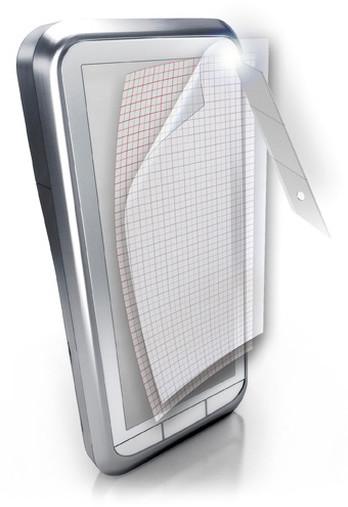 CellularLine ochranná fólie displeje pro smartphone, rozměry 128 x 74 mm. 2ks