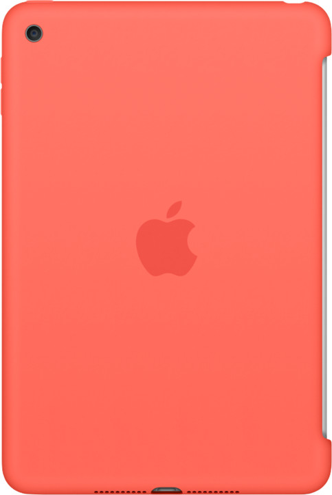 Apple iPad mini 4 Silicone Case - Apricot