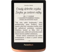PocketBook 632 Touch HD 3, 16GB, Copper - EBKPK1571