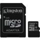 Kingston Micro SDHC Canvas Select 32GB 80MB/s UHS-I + SD adaptér