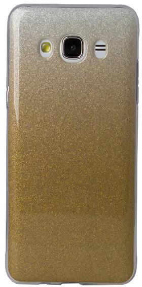 EPICO pouzdro pro Samsung Galaxy J5 (2016) GRADIENT - zlatý