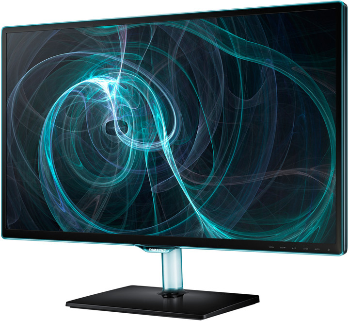 Samsung SyncMaster T27D390EW - LED monitor 27""