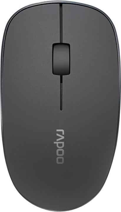 Rapoo 3510, šedá
