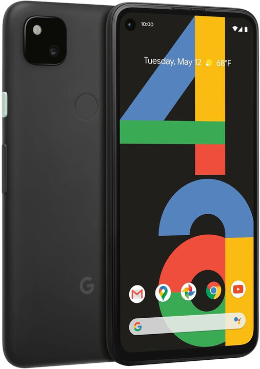 GOOGLE Pixel 4a, 6GB/128GB, Just Black