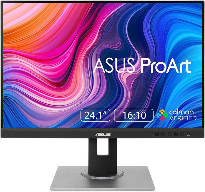 "ASUS ProArt PA248QV - LED monitor 24"""