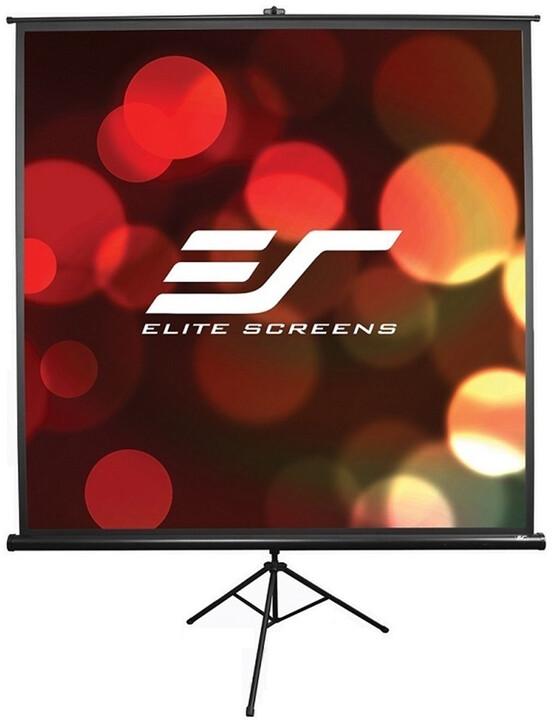"""Elite Screens plátno mobilní trojnožka 120"""" (304,8 cm)/ 16:9/ 150,1 x 266,7 cm/ case černý"""