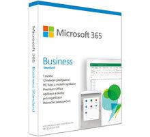 Microsoft 365 Business Standard 1 rok - elektronicky O2 TV Sport Pack na 3 měsíce (max. 1x na objednávku)