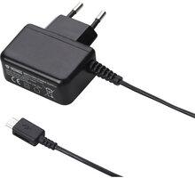 YENKEE YAC 2016BK Micro USB nabíječka 2A, černá