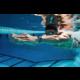 Fitbit Ionic sportovní řemínek modrožlutý - velikost S