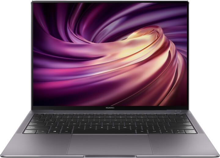 Huawei MateBook X Pro, šedá