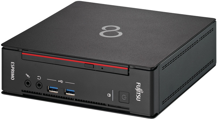 Fujitsu Esprimo Q556/2, černá