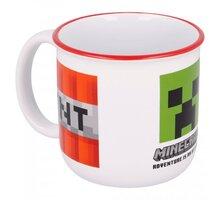 Hrnek Minecraft - Creeper and TNT, 415 ml - STR00448