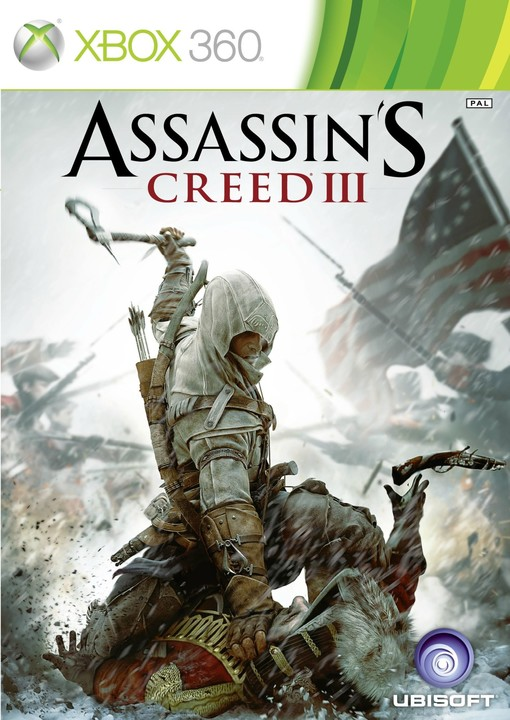 Assassin's Creed III - X360