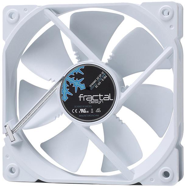 Fractal Design 120mm Dynamic X2 GP, whiteout
