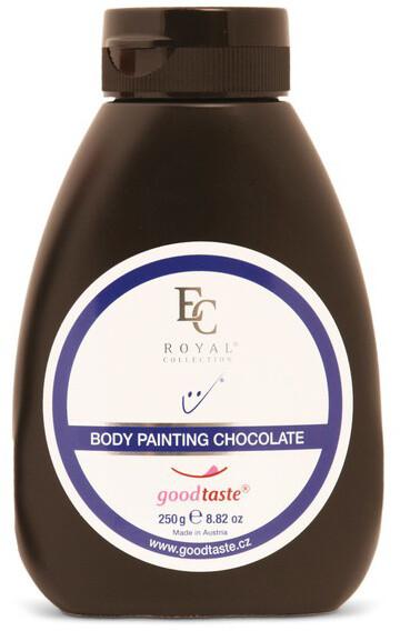 Čokoláda na tělo Body Painting, mléčná čokoláda, 250 g