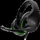 HyperX CloudX Stinger for Xbox ONE, černá/zelená
